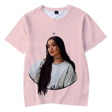 Newest 3D Ariana Grande Children T shirt Kids Women Beautifu