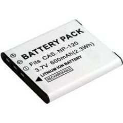 NP-120 NP120 NP-120DBA CNP-120 CNP120 Батарея для объектива с оптическими зумом Casio Exilim EX-S200 EX-S300 EX-ZS10 EX-ZS12 ZS15 ZS20 ZS30 Z680 Z690 Z790 - Цвет: Белый