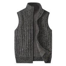 Sweater Men Casual O-Neck Pullover Men Autumn Winter Slim Fit Sleevele