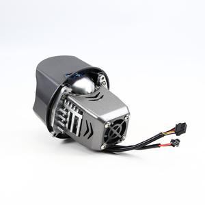 Image 3 - LK3เลเซอร์Bi Ledโปรเจคเตอร์เลนส์5000Kไฟหน้าโปรเจคเตอร์LEDสำหรับรถ