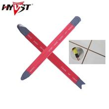 1set/2pcs Putty Knife Scraper slots scraper for Floor Wall Ceramic Tile Grout Yin Yang Corner Shovel drawknife Pressure Seamer