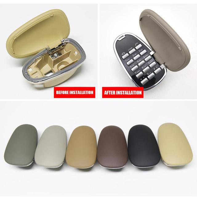 Housing Dial Key Pad Anti resistance Repairing Replacement Outdoor Parts for Mercedes Benz S Class W221 06 13 2216800319