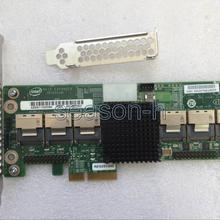 Intel RES2SV240 24 Ports 6 GB/s SATA SAS carte d'extension RAID
