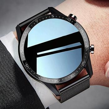 Timewolf Reloj Inteligente inteligentny zegarek mężczyźni Android wodoodporny Smartwatch mężczyźni 2021 sport inteligentny zegarek na telefon IOS telefon z systemem Android tanie i dobre opinie CN (pochodzenie) Brak Na nadgarstek Zgodna ze wszystkimi 128 MB Krokomierz Rejestrator aktywności fizycznej Rejestrator snu