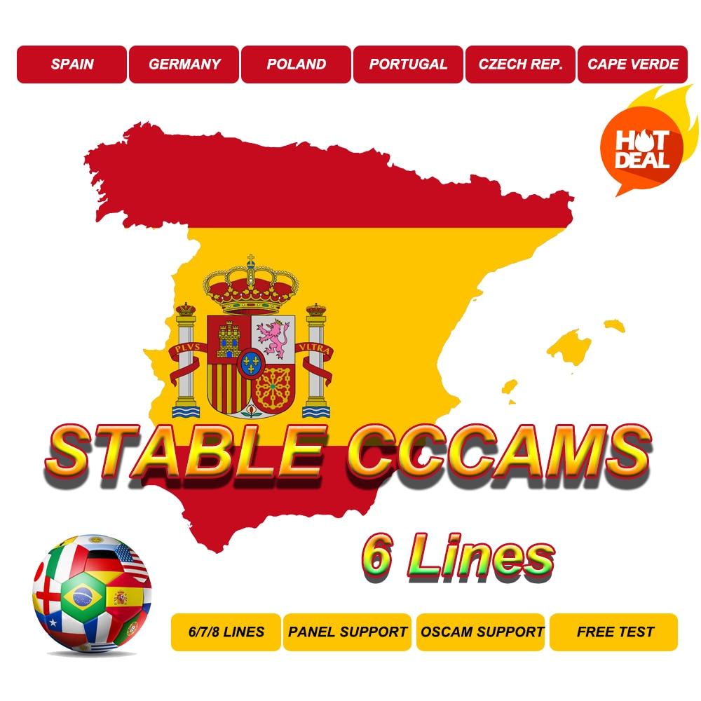 6Line Panel Free Wholesaler Stable Cccams Portugal Poland Server Cccams Spain Germany Cccams Sky Oscam Germany Cccams Cline