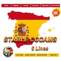 6Lines Cccams Sky Oscam Germany Stable Cccams Server Cccams Spain Espa a Germany Cccams Portugal Poland Cccams Cline For Europe