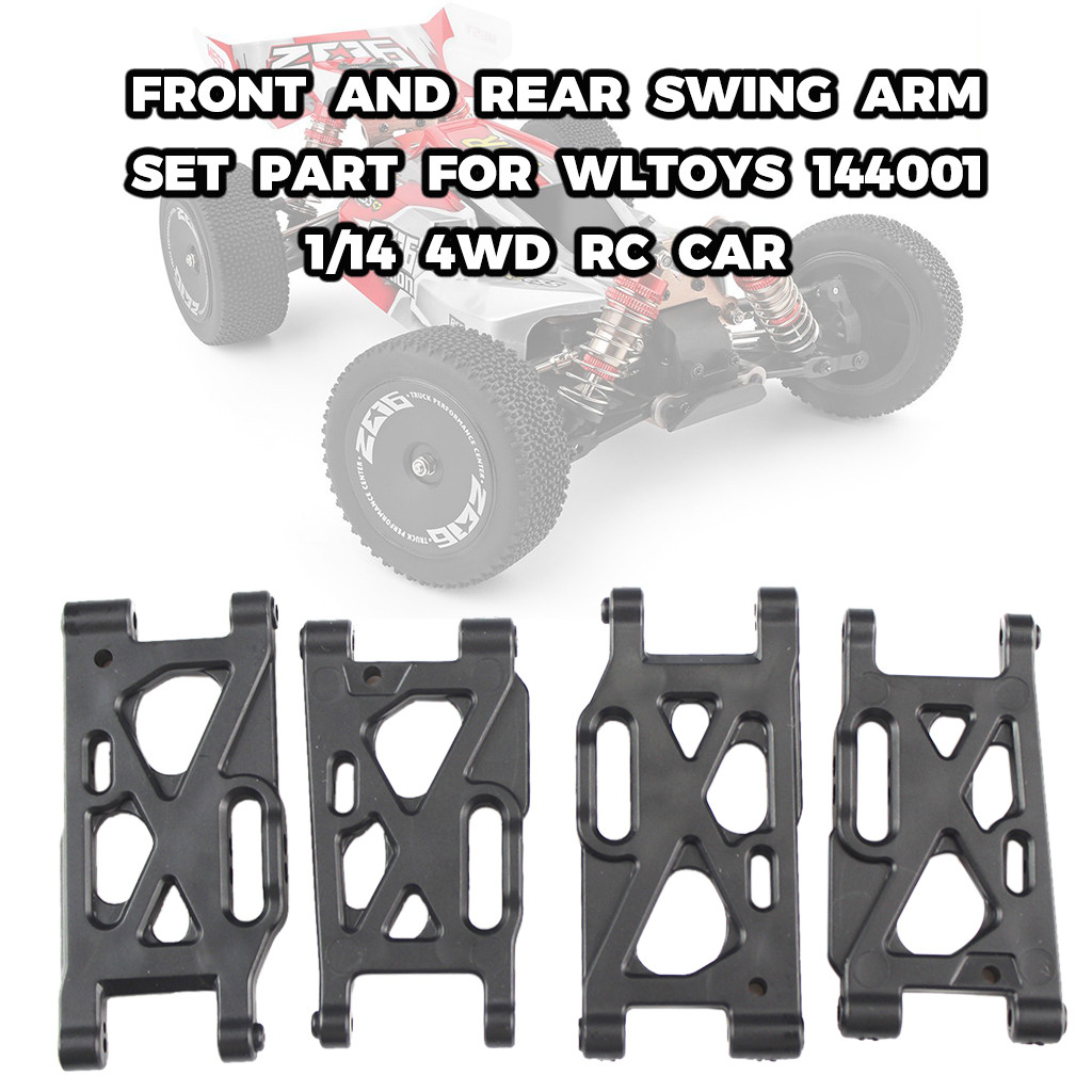 RC Car Front Rear Wheel Seat C Type Seat Fit for WLtoys 144001 1//14 Vehicle Part