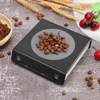 5kg/0.1g Electronic Drip Coffee Scale LCD Digital Kitchen Scale with Timer Portable Electronic Scale for Kitchen Measuring
