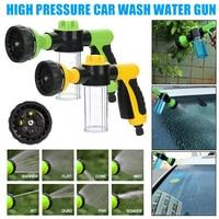 Hoge Druk Spuiten Draagbare Car Cleaning Wassen Foam Tool Water Zeep Shampoo Sproeier Wasmachine Schoner Beste Prijs