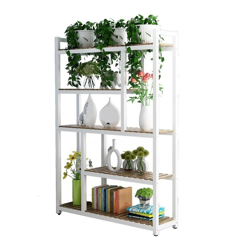Shelves For Estanteria Jardin Estante Para Plantas Indoor Pot Rack Outdoor Flower Stand Stojak Na Kwiaty Dekoration Plant Shelf