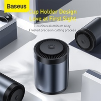 Baseus Car Air Freshener Perfume Auto Outlet Fragrance Cup Holder Smell Diffuser Air Condition Solid Perfume In Car Accessories
