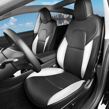 Car-Seats-Covers-Set Cushion-Protector-Accessories Model Tesla Universal for Full-Surrounded