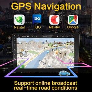 Image 3 - 2Din 자동차 안드로이드 8.1 라디오 플레이어 2013 2014 2015 시보레 Cruze GPS AM 자동차 라디오 터치 스크린 헤드 유닛 멀티미디어 플레이어