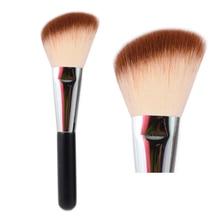 Makeup-Brush Foundation Blush Highlight Angled Face-Powder Blending Contour Multipurpose
