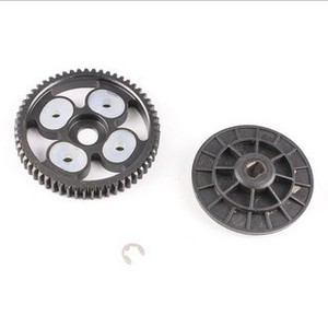 57T Steel Spur Gear assembly F