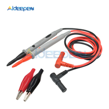 Cable-Tester Multimeter Lead-Probe Digital 1000V Wire-Pen Universal 10A 20A Crocodie-Clip
