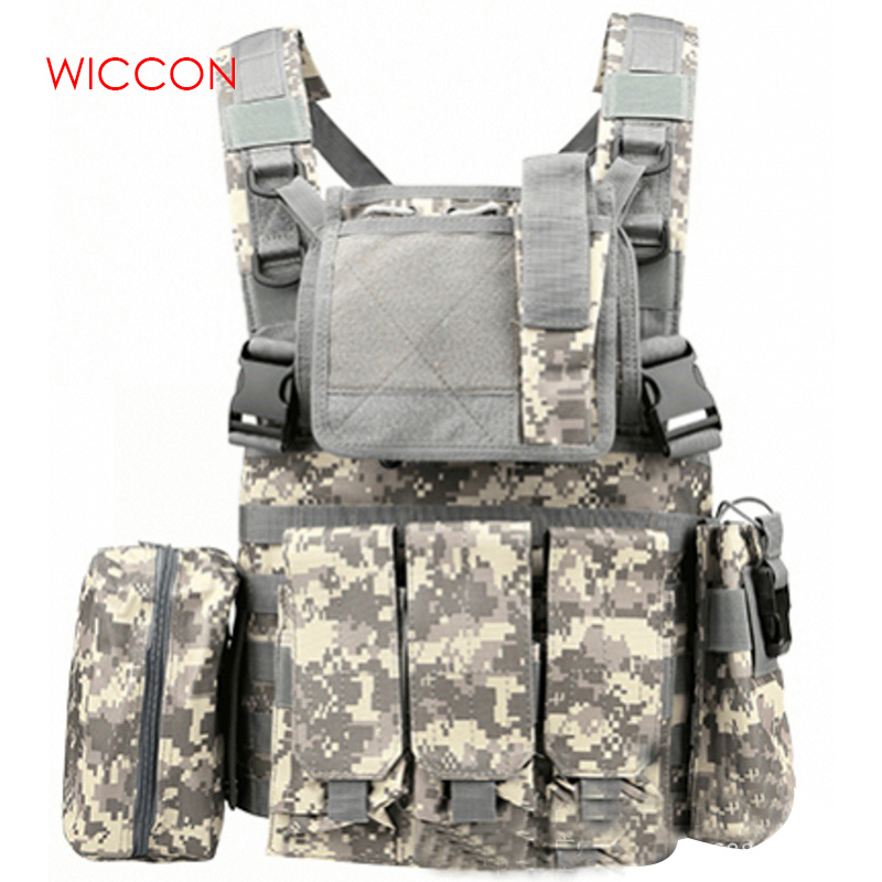 Special Security Police Protective Vest Tactical Vest Military Equipment Airsoft Military Vest Combat
