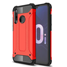 Luxury Silicone Shockproof Phone Case for Huawei Honor 20 Lite Rugged Armor Cover Pro Bumper