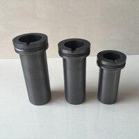 Free shipping 1kg 2kg 3kg, gold Melting Furnace crucible, gold melter crucible, graphite crucible