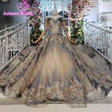 2019 חדש הגעה נפוחות ערבית ארוך כדור שמלת שמלות נשף Vestidos מזרח התיכון נשים דובאי אופנה נשף שמלת מסיבת חתונה