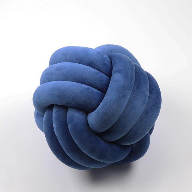 bab cama de berco forma redonda no travesseiro tecelagem almofadas almofadas da crianca do bebe menino