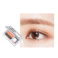 Women Makeup Eyeshadow 3 Seconds Matte Eyeshadow Makeup Doub