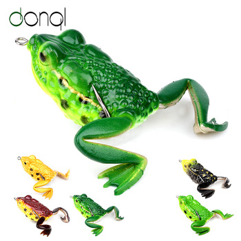 DONQL – 60mm sammakkojigi