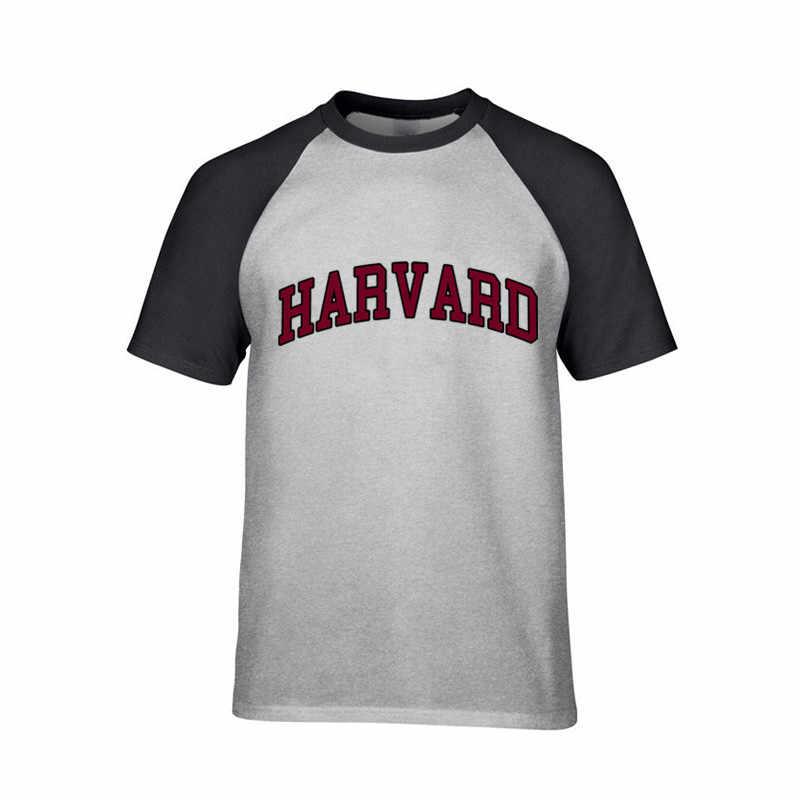2020 New York Fashion Polizei Harvard Universität kurzarm T-Shirts Offiziell Lizenzierte streetwear geschenk t-shirts männlichen t shirts