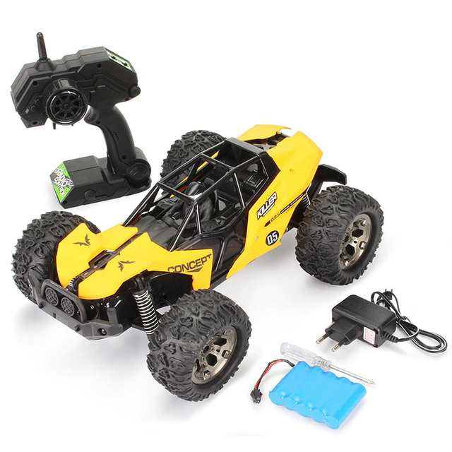 NEW 1:12 RC Car Scale Remote Control Car 48 +km/h High Speed Off Road Vehicle Toys RC Car for Kids and Adults 6