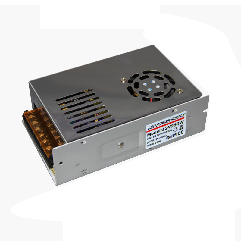 12V 250W 20.8A Switch Power Supply For Monitoring Equipment Industrial Equipment LED Equipment