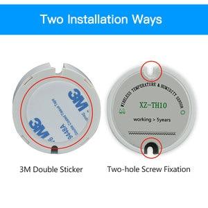 Image 4 - Rf Iot Draadloze Vocht Sensor 433 Mhz/868 Mhz/915 Mhz Temperatuur Zender Online Lange Bereik Temperatuur Vochtigheid monitoring