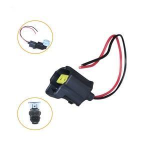 Соединительный кабель с проводом для Ford Fiesta V Focu II Mondeo MK II PDC датчик парковки Parktronic терминалы 2-Pins способы