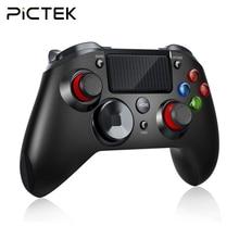 PICTEK PC263 PS4 контроллер USB беспроводной геймпад Android для Playstation 4 с гарнитурой Jack перезаряжаемый игровой контроллер PS4