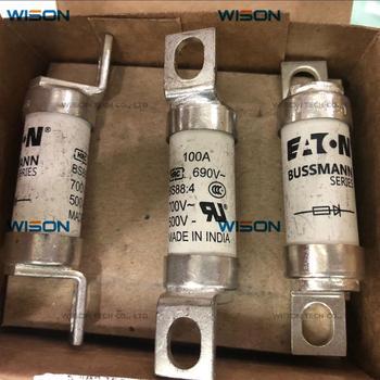 Fusible 100FE 100A 690V 50FE 50A 63FE 63A 80FE 80A 100FEA 100A BS88:4, envío gratis, nuevo y ORIGINAL 2