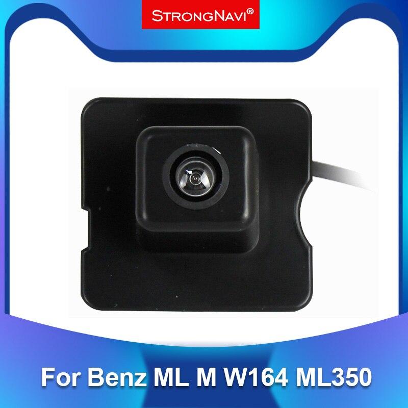Yüksek kaliteli HD CCD gece görüş dikiz kamera için MB Mercedes Benz M ML W164 ML300 ML350 ML330 ML63 ters yedekleme