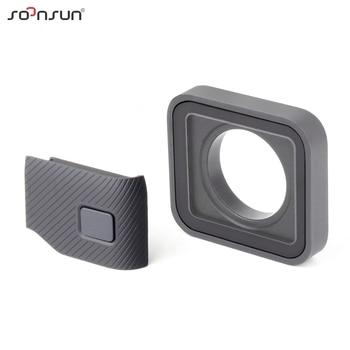 SOONSUN Protective Lens Replacement Side Door Repair Parts USB-C Port Side Cover for GoPro HERO 7 6 5 Black Camera 1