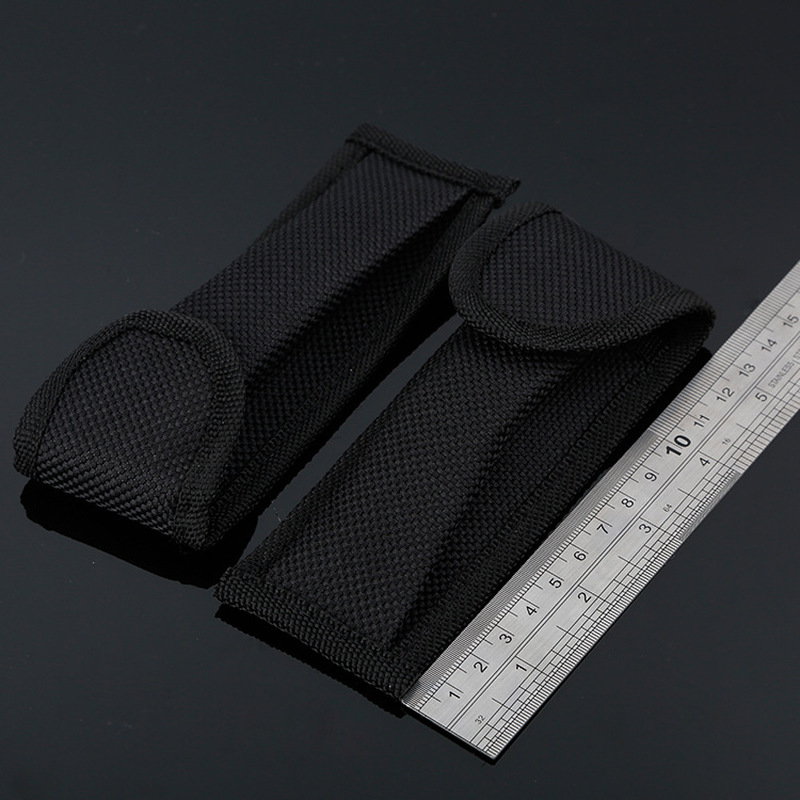 Nylon Oxford Set Folding Knife Packaging Nylon Case Gift Nylon Knife Set EDC Pliers Scabbard Pouch Army Knives Cover Bags