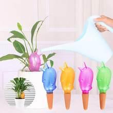 Um equipamento de irrigação plástica de pássaros, dispositivo de jardinagem moderno para irrigação em casa/horticultura de planta, dispositivo de irrigação de plantas