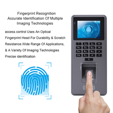 Eseye Fingerprint Door Lock Fingerprint Access Control System Touch Keypad RFID Access Control For Company Office Home diysecur remote control rfid keypad door access control security system kit 280kg magnetic lock for home office b100