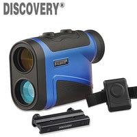 Discovery 600m 1200m Rangefinder Laser Hunting Telescope Distance Meter Golf Digital Monocular Range Finder For Outdoor
