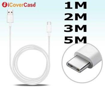 Перейти на Алиэкспресс и купить 1 м 2 м 3 м 5 м кабель типа C для Motorola Moto Z Z2 Force Z3 Play Z4 M X4 X5 Razr 2019 USB C кабель для синхронизации данных и зарядки телефона