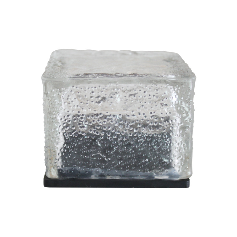 dwaterproof agua gelo cubo rochas para caminho ao ar livre estrada quadrado 04