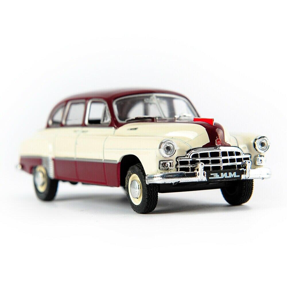 1:43 Alloy Car Model Russian Former Soviet Gas Car Jim Model Vehicles Cheap Kids Toys