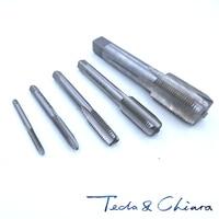 1Pc 12mm 12x0 5 Metric Rechte Hand Stecker Tippen M12 x 0 5mm 12*0 5 Pitch threading Werkzeuge Für Mold Bearbeitung Freies verschiffen-in Gewindebohrer aus Werkzeug bei
