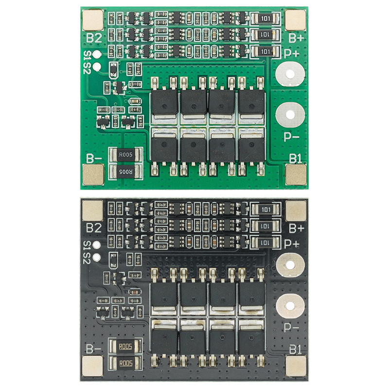 10PCS 3S 25A Li-Ion 18650 BMS PCM Batterie Schutz Bord BMS PCM Mit Balance Für li-ion Lipo Batterie zelle Pack Modul Neueste