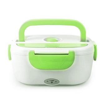 Podgrzewany elektrycznie dom i samochód 12V 220V wtykowe pudełka na kanapki plastikowy lub stalowy pojemnik na jedzenie przenośne pudełko śniadaniowe dla dzieci tanie i dobre opinie FIREAGLE CN (pochodzenie) Z tworzywa sztucznego