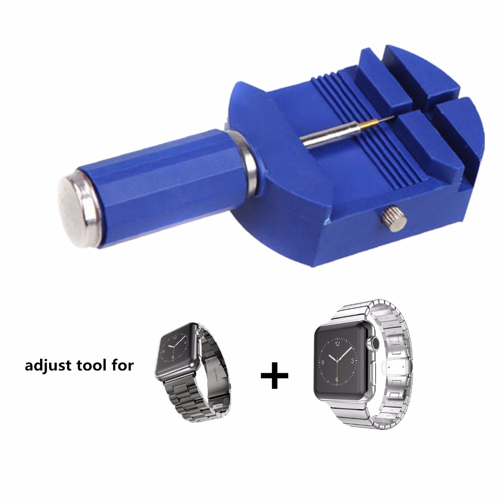 New Arrvial Watch Link For Band Slit Strap Bracelet Chain Pin Remover Adjuster Repair Tool Kit 28mm For Men/Women Watch