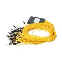 soudeuse fibre optique FC/ UPC 1x64 PLC Fiber optic splitter,Cassett Fiber optical splitter or ABS PLC Splitter,single mode