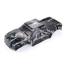 Voor Zd Racing MT8 S3 1/8 Borstelloze Rc Auto Carrosserie Onderdelen, Camouflage
