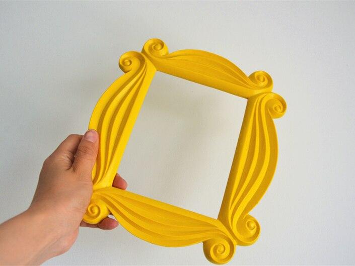 Série de tv amigos artesanal monica porta